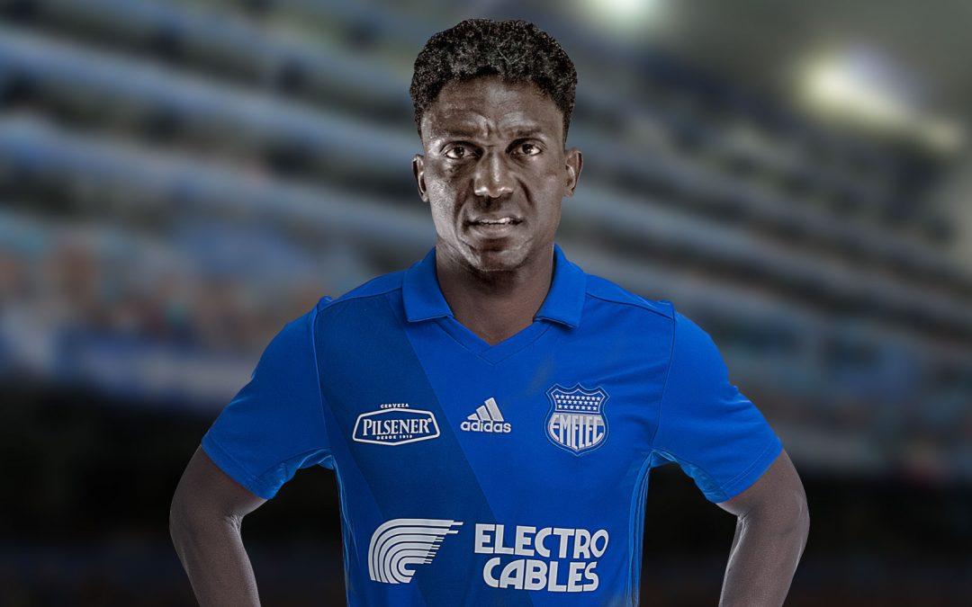 Roberto Ordoñez se incorpora al Club Sport Emelec