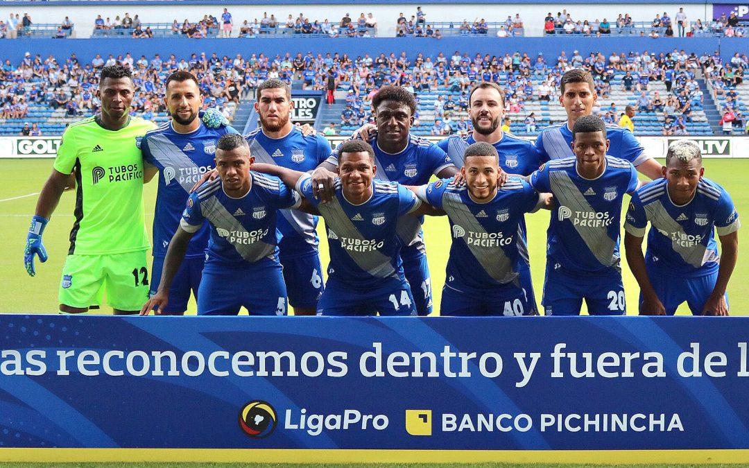 Emelec recibirá a Guayaquil City en amistoso de entrenamiento