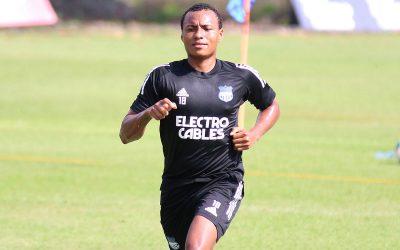Reporte médico: lesión de Jefferson Caicedo