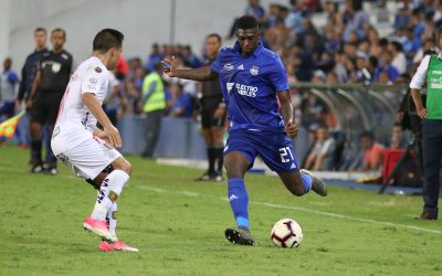 Ronaldo Johnson cedido al Deportivo Cuenca.