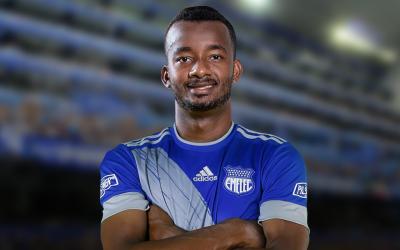 Emelec anuncia la contratación de Jefferson Orejuela.