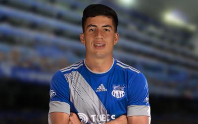 Luca Sosa, se une a los Eléctricos para la temporada 2021.