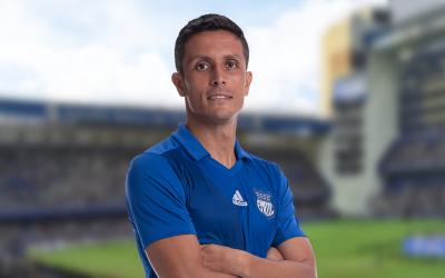 Marcos Mondaini se integra al Club Sport Emelec como Director Deportivo.