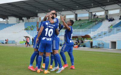 Emelec se impuso a Orense SC en Machala.